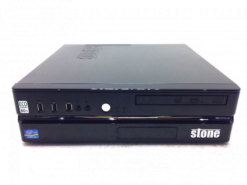 Stone PC-1210 Pentium G3250. PC. Win10P. (refurbished)